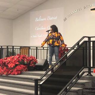 Baltimore District Christmas Gala