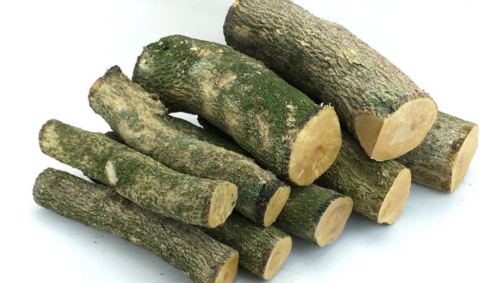 Box wood log blanks