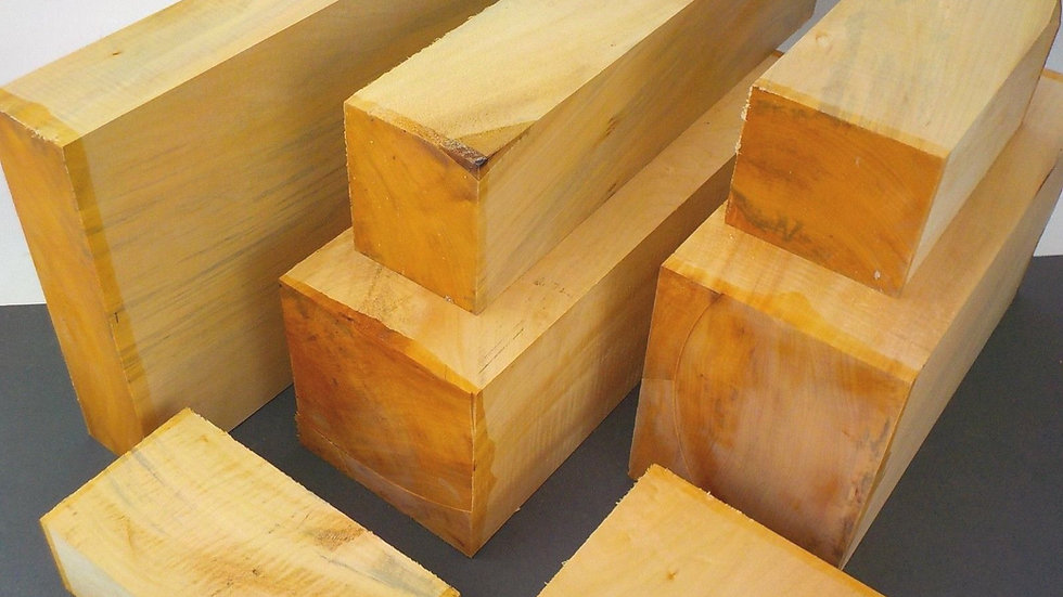 Lime Wood Carving Blanks