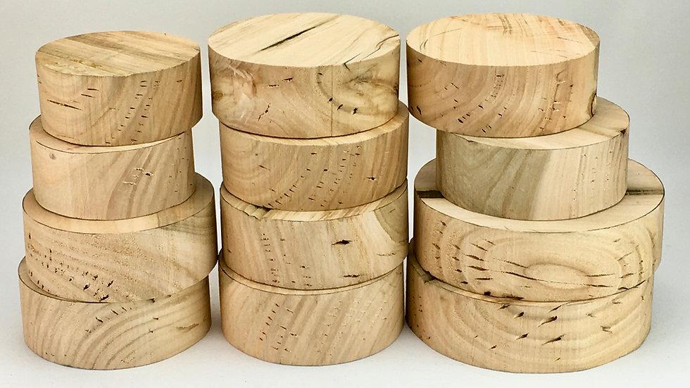 Eucalyptus Bowl Blanks