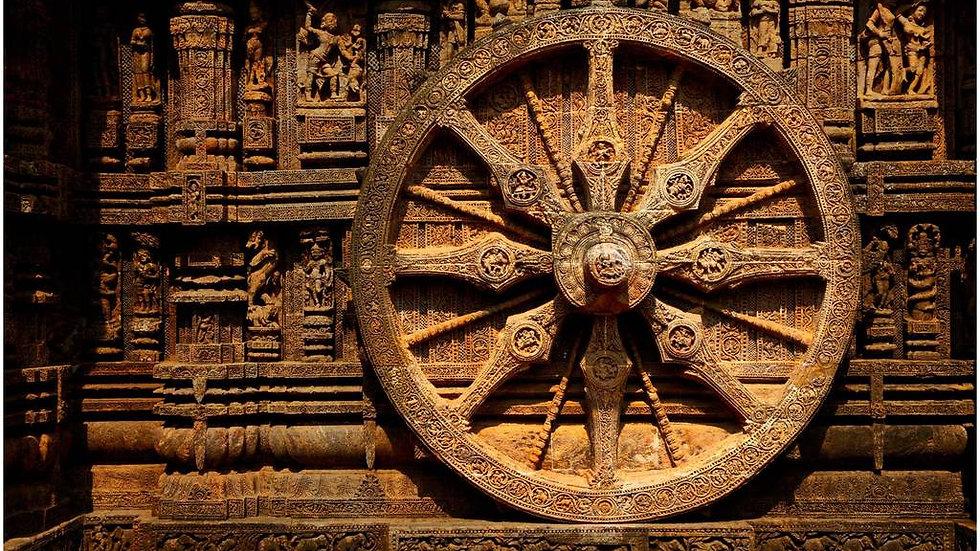 Dharma :  La Roue du Temps