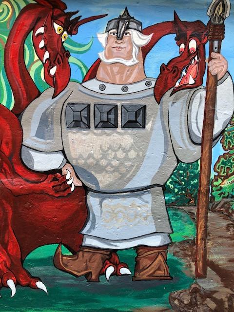 змей горыныч, ижевск, коммунаров, 199