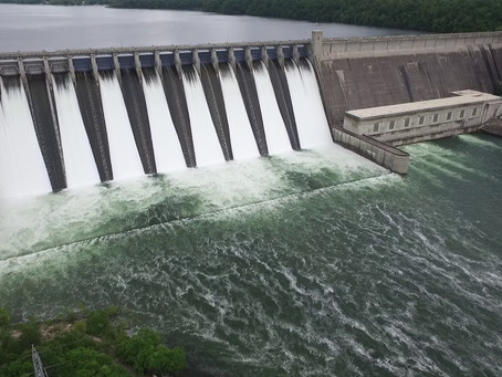 Breaking News: Spillway Release at Bull Shoals Dam to begin at Approximately 4:00 p.m. Tuesday