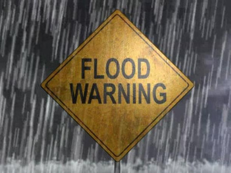 Flood Warning Issued for Neosho River in Ottawa County, Oklahoma.