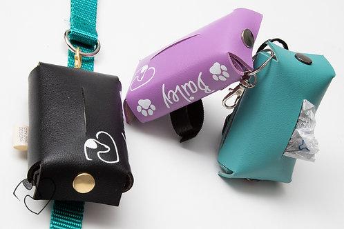 Poopy Bag Holder   Soft Bag holder   Customized
