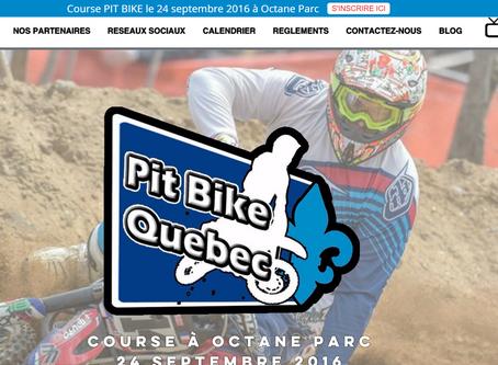 Votre intérêt à devenir membre Pit Bike Québec