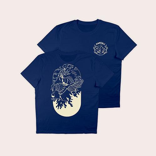 Pré-coTee-shirt Mandale x Pierre Poux