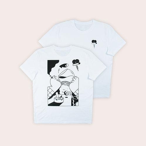 Tee-shirt Tire Bouchon - Pierre Poux
