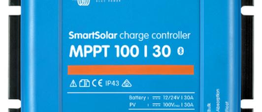 Victron SmartSolar MPPT 100/ 30, laderegulator 30A