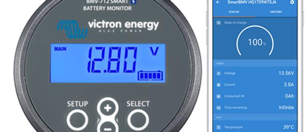 Victron BMV-712 Smart Batterimonitor