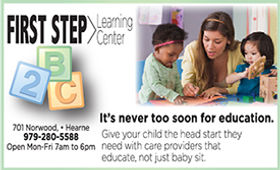 First Step Learning Center Ballot 2020.j