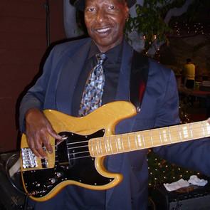 Willy Ray Brundidge -Bassist James Brown
