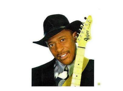 Ronald Laster -James Brown Guitarist