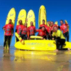 beach lifeguard courses