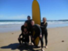 surfing uk