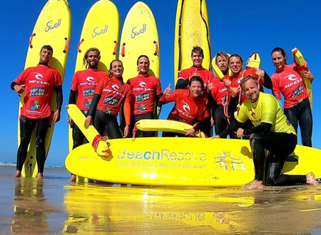 What's it like to do a Beach Lifeguard Course?