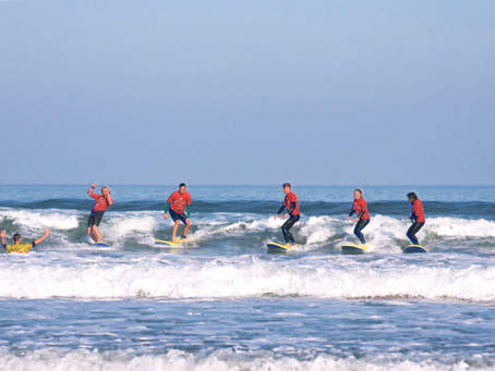 How to become a Surf Coach