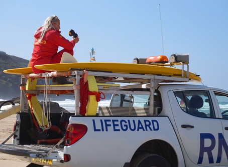 Beach Lifeguard FAQ's