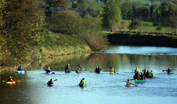 canoeing northern ireland