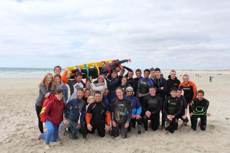 beach lifeguard course