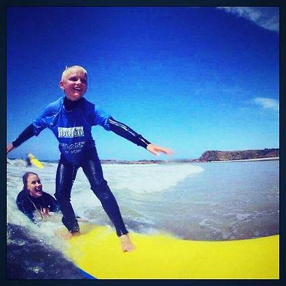 surf coaching uk