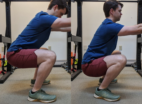 How to Squat Without Pain