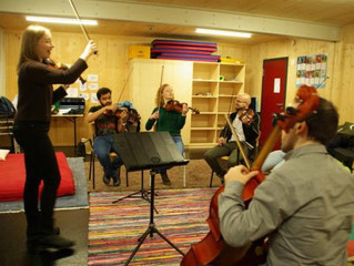 Das Interkulturelle Orchester Freiburg sucht Instrumente!