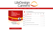 Podcast Solution for Life Design Careers