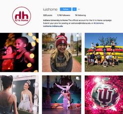 IU is Home Instagram