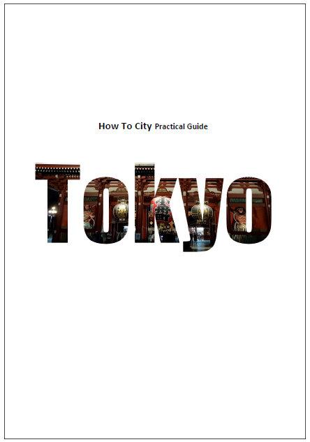 Practical Guide Tokyo