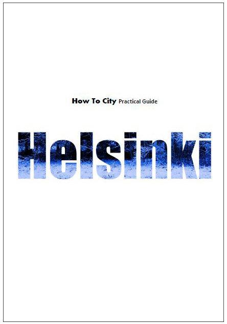 Practical Guide Helsinki