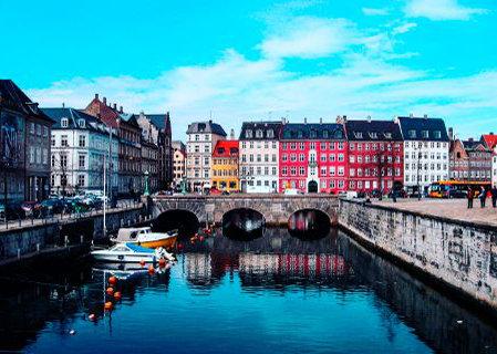 Postcard #4, Copenhagen