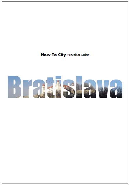 Practical Guide Bratislava