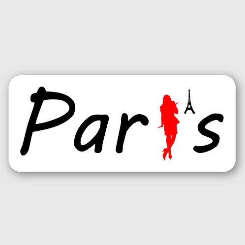 Sticker #5, Paris