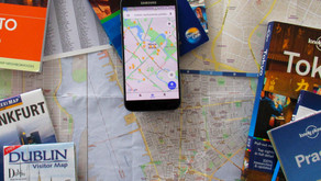 From paper maps to Google Maps
