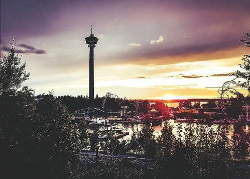 Postcard #20, Tampere