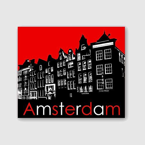Sticker #17, Amsterdam