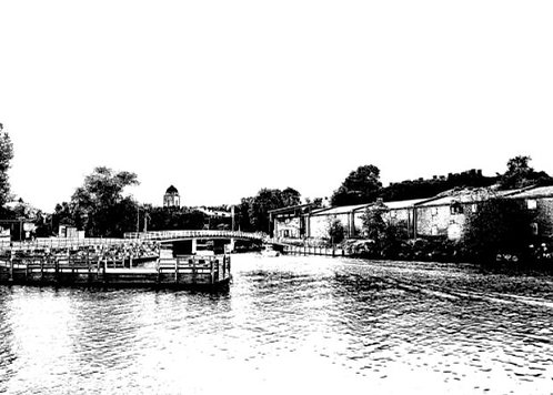 Postcard #15, Helsinki
