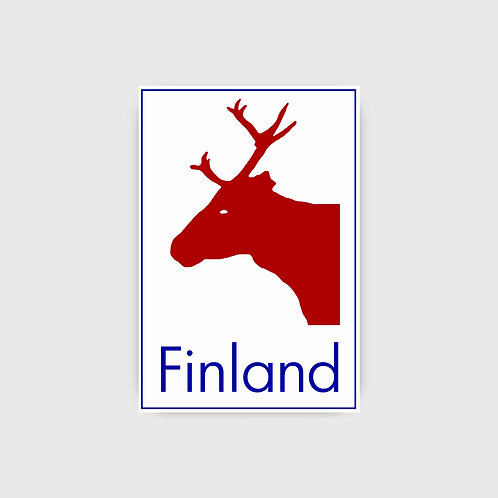 Sticker #23, Finland