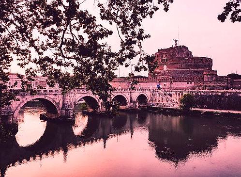 Postcard #30, Rome
