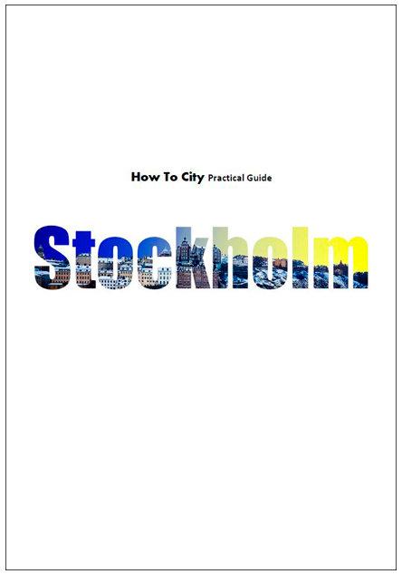 Practical Guide Stockholm