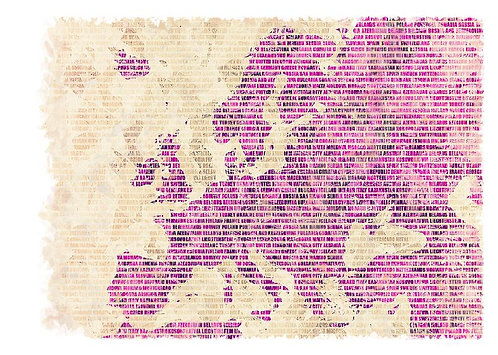 Postcard #25, Europe