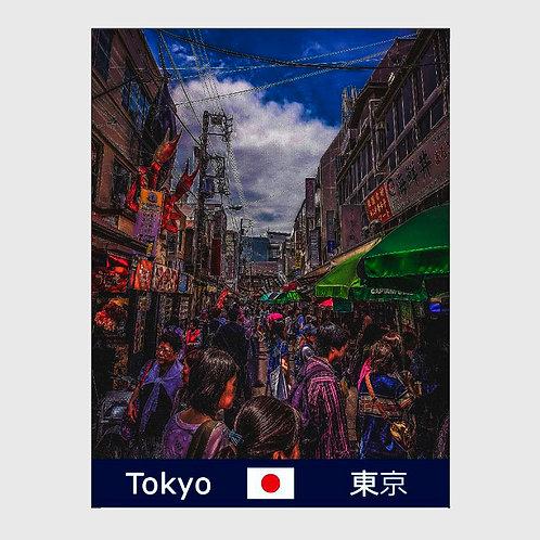 Sticker #19, Tokyo
