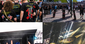 (Not so) Wasted Years - Travelling to Iron Maiden concerts