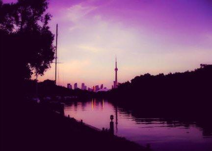 Postcard #6, Toronto