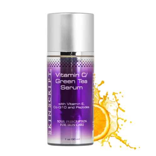 Vitamin C/Green Tea Serum 1 oz.