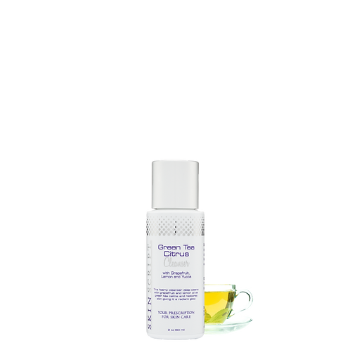 Green Tea Citrus Cleanser 6.5 oz