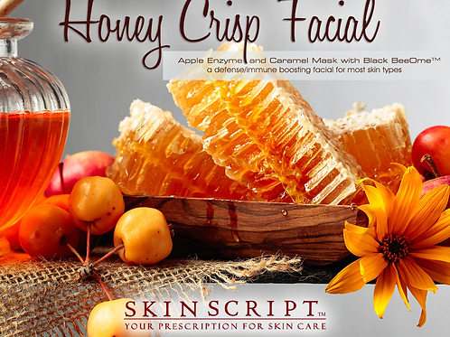 Honey Crisp Facial