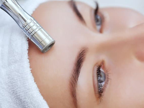 Microderm Diamond Peel with oxygen infusion facial