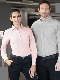 Camisa Oxford Mil Rayas ML